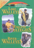 Lake Walleye-Walleye Strategies-River Walleye