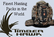 Timber Hawk Packs