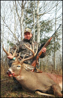 Trophy Deer Hunting with BKK Enterprises