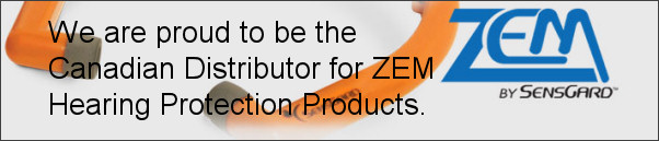 ArcticShield is the Canadian distributor for ZEM Hearing Protectors