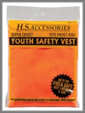 Hunter's Super Quiet Small Safety Vest