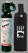 Bear Spray 380 gm with Holster