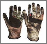 X-System Fleece Gloves