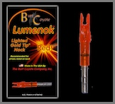 Lumenok GT (red) Nocks