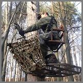 Universal Treestand Blind