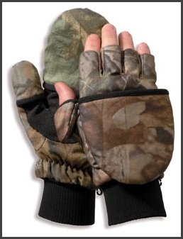 Glo-Mitts Fingerless Gloves