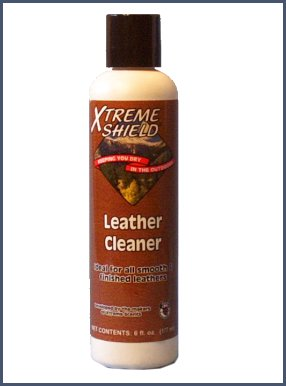 Leather Cleaner - Xtreme Shield