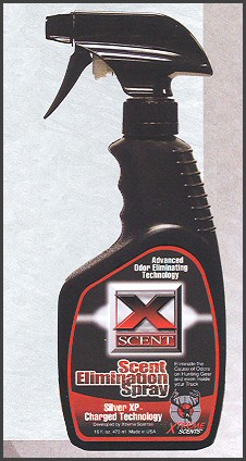 Scent Elimination Spray 16oz