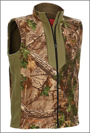 Heat Echo Fleece Vest