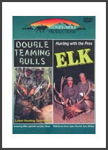 Mike Lapinski - Double Teaming Bulls (Elk)