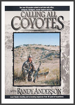 Randy Anderson - Calling all Coyotes