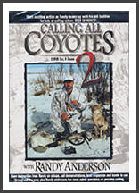 Randy Anderson - Calling all Coyotes 2